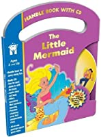 The Little Mermaid (Handled Book and CD)