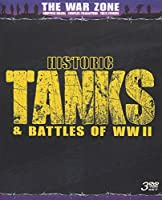 Historic Tanks & Battles of Wwii [DVD] [Import]