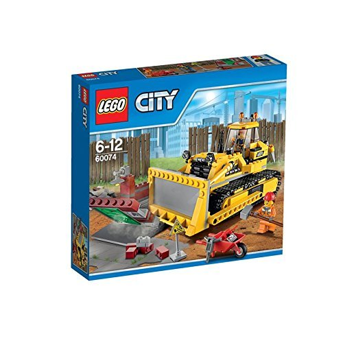 LEGO City Demolition Bulldozer 60074 by LEGO