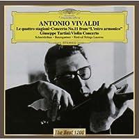 ヴィヴァルディ:協奏曲集「四季」、他