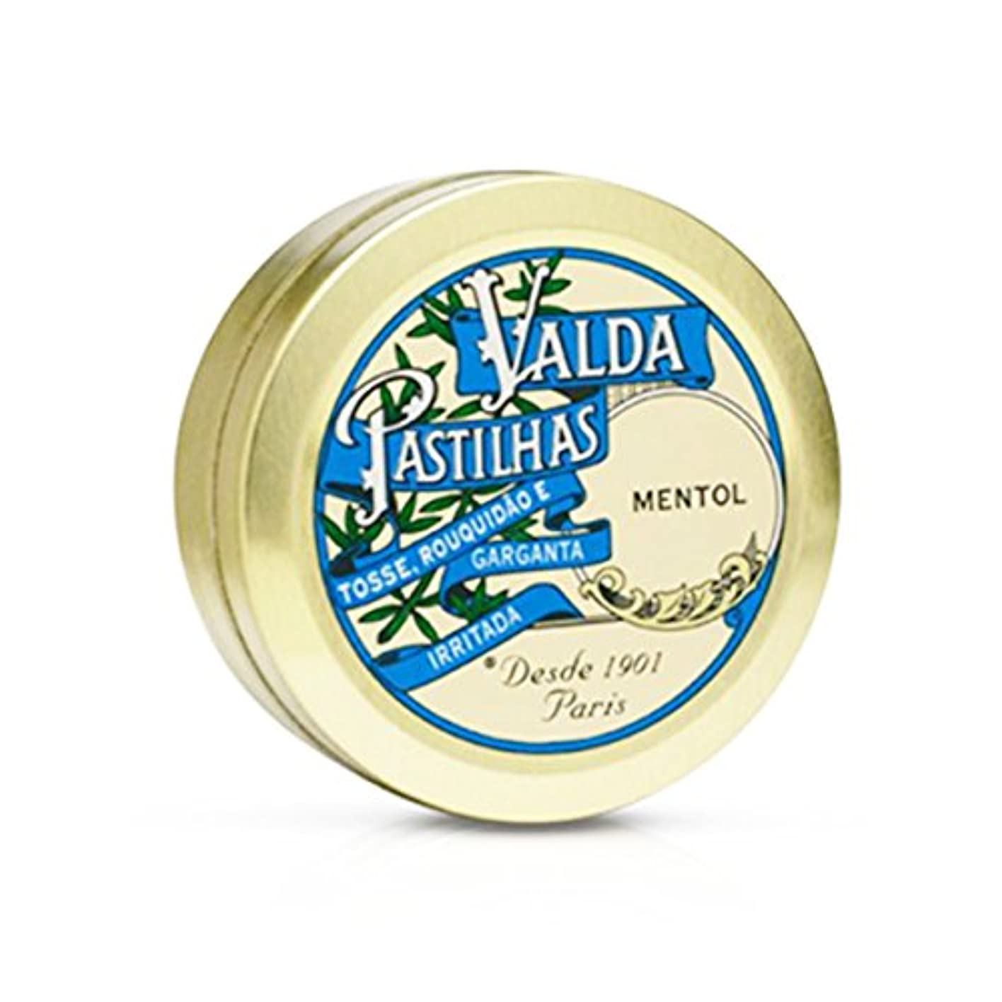 アイスクリーム半ば雄弁なValda Menthol Drops X50 [並行輸入品]
