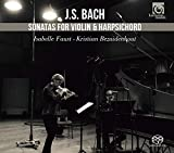 J.S.バッハ : ヴァイオリン・ソナタ集 / イザベル・ファウスト (J.S.Bach : Complete Sonatas for Violin & Harpsichord / Isabelle Faust) [SACDシングルレイヤー] [国内プレス] [限定盤] [日本語帯・解説付]