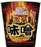 日清 カップヌードル 激辛味噌 ビッグ 108g×12個(1ケース)