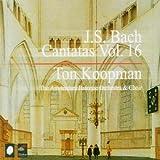 Bach: Cantatas Volume 16