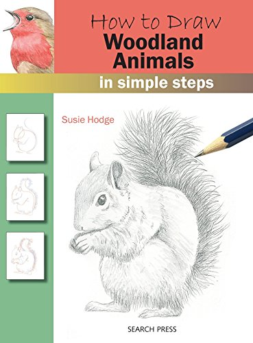 Download How to Draw: Woodland Animals In Simple Steps 1782216251