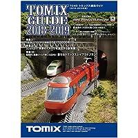 TOMIX カタログ トミックス総合ガイド 2018-2019カタログ 7040 鉄道模型用品