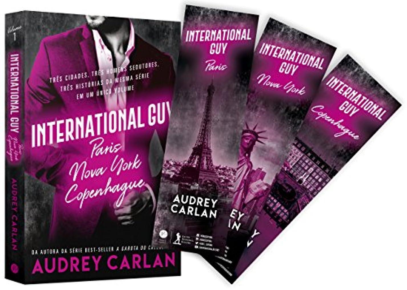 スチュワーデスベジタリアン不一致International Guy. Paris, Nova York, Copenhague - Volume 1 ( + Marcadores)