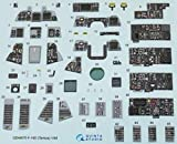 クインタスタジオ 1/48 F-14D 内装3Dデカール (タミヤ用) プラモデル用デカール QNTD48070
