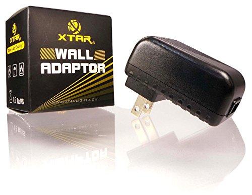 XTAR(エクスター) 5V 2.1A USB Wall アダプター 【XTAR USB充電器 全種類に対応】 PSE 5V-2.1A