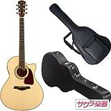 S.Yairi ヤイリ アコースティックギター エレアコ YE-5M/N サクラ楽器オリジナル ハードケースセット