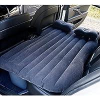 車のインフレータブルマットレスエアマットレス車のショックベッドピクニックベッド旅行のインフレータブルベッド背部シートマットレスユニバーサル車のクッションキャンプエアベッド ( 色 : グレー , サイズ さいず : Style 2 )