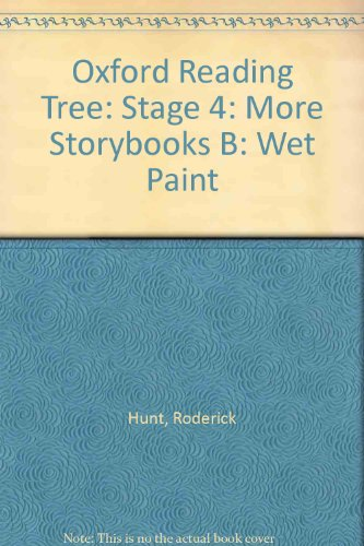 Oxford Reading Tree: Stage 4: More Storybooks B: Wet Paintの詳細を見る