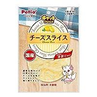 (まとめ買い)ペティオ キャットSNACK チーズスライス 24g 猫用 【×10】