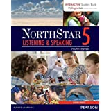 NorthStar Listening and Speaking 5 with Interactive Student Book access code and MyEnglishLab (Northstar Listening & Speaking