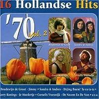 16 Hollandse Hits '70/2