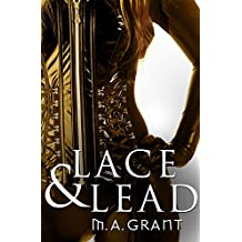 Lace & Lead (Novella) (Lawmen of the Republic)