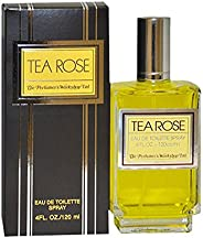 Perfumers Workshop Tea Rose Eau de Toilette, 120ml
