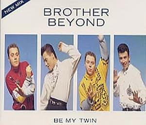 Be my twin [Single-CD]