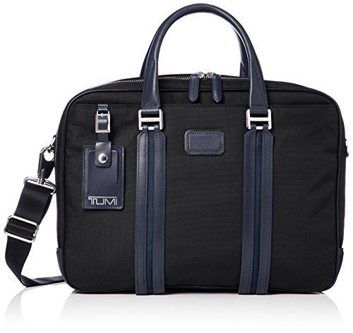 [トゥミ] ビジネスバッグ 公式 正規品 日本限定コレクション JARVIS ラップトップ・ブリーフ 068408 DNYE ブラック/ネイビー
