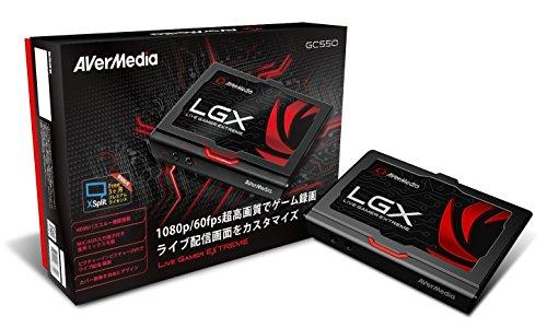 AVERMEDIA Live Gamer EXTREME GC550 USB3.0対応HDMIキャプチャーデバイス 1080p/60fps DV399 GC550 B00ZOXYQ26 1枚目