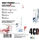 Prokofiev: The Complete Symphonies 画像