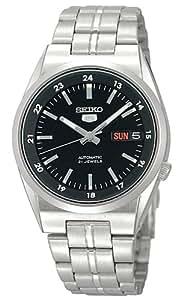 [セイコー]SEIKO 腕時計 SEIKO 5(セイコー ファイブ) オートマチック デイデイト 逆輸入 海外モデル 日本製 SNK567JC メンズ 【逆輸入品】