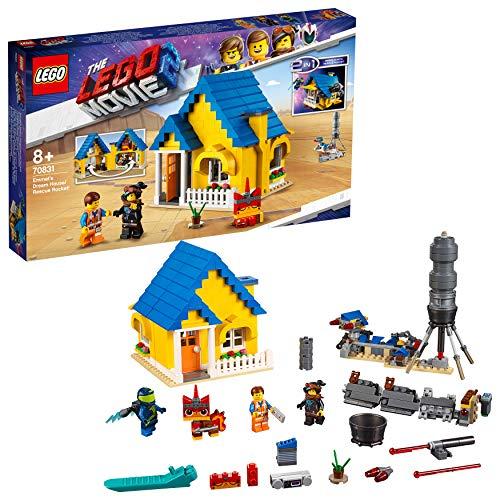 レゴ(LEGO) レゴムービー エメットのドリームハウス 70831