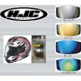 HJC(エイチジェイシー)ヘルメットシールド ゴールド CL-ST,FS-11J,CL-15,FS-15用/ ピンロック非対応 HJ-09 HJP041