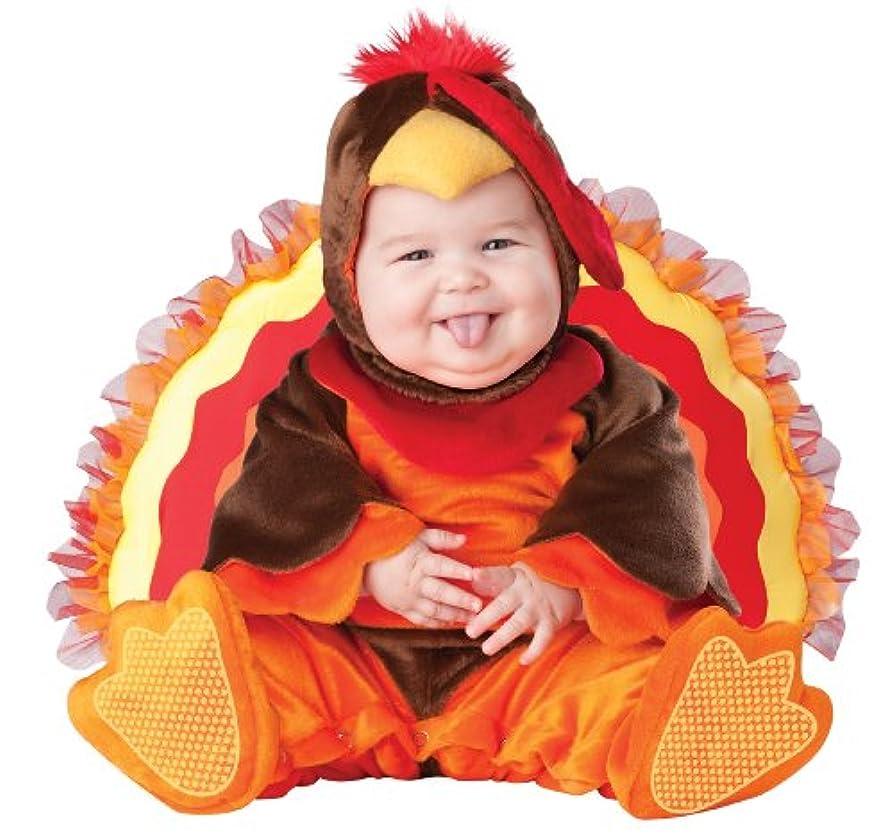 見捨てられた熱心な侵略Lil' Gobbler Infant/Toddler Costume リルガツガツ食べる人の幼児/幼児コスチューム サイズ:12/18 Months
