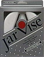 """Harold 'sキッチンJar Vise 1""""–4""""プラスチックホワイトBoxed"""