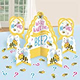 Baby Shower 'What Will it Bee.' Table Decorating Kit (27pc)