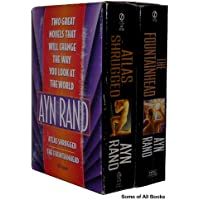 Ayn Rand 2-copy boxed set