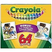 Crayola Regular Sizeクレヨン64pk