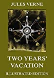 Two Years' Vacation (English Edition)