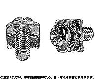 端子ねじ(+?)鍋 SH形 表面処理(クロメ-ト(六価-有色クロメート)) 規格(4X8(2)) 入数(1500)