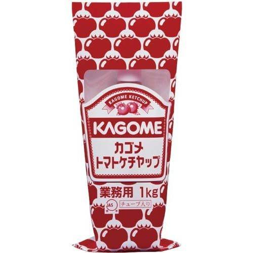 カゴメ トマトケチャップ業務用1kg