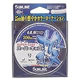 サンライン(SUNLINE) ナイロンライン スーパーキャスト 投 200m 4号