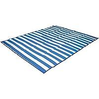 Stansport Tatami Straw Ground Mat Blue [並行輸入品]