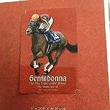 競馬 JRA ジェンティルドンナ 牝馬3冠 クオカード サンデーレーシング 豪華写真集台紙付き