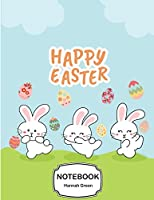 Notebook - Easter Bunny