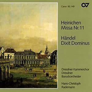 Heinichen/Handel: Choral Works