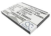 対応交換用電池 AT&T Unite UNITE-344B