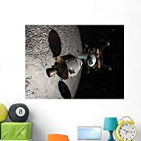 Concept Orion Crew Exploration Wall Mural by Wallmonkeys Peel and Stick Graphic (48 in W x 36 in H) WM176065 [並行輸入品]