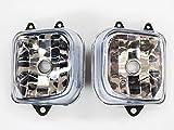 ジャイロキャノピー TA02 ヘッドライト マルチリフレクター 新品 純正タイプ 交換 クリスタル ヘッドランプ