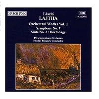 ライタ:交響曲第7番/組曲第3番/ホルトバージ