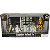 Star Wars ~ Disney 2014 limited collaboration figure 5 pack escape From Death Star / STAR WARS x DISNEY STAR TOURS