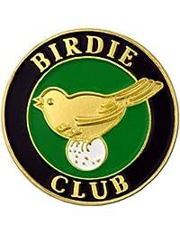 Pinmart 's Birdieゴルフクラブゴルフエナメルラペルピン 25