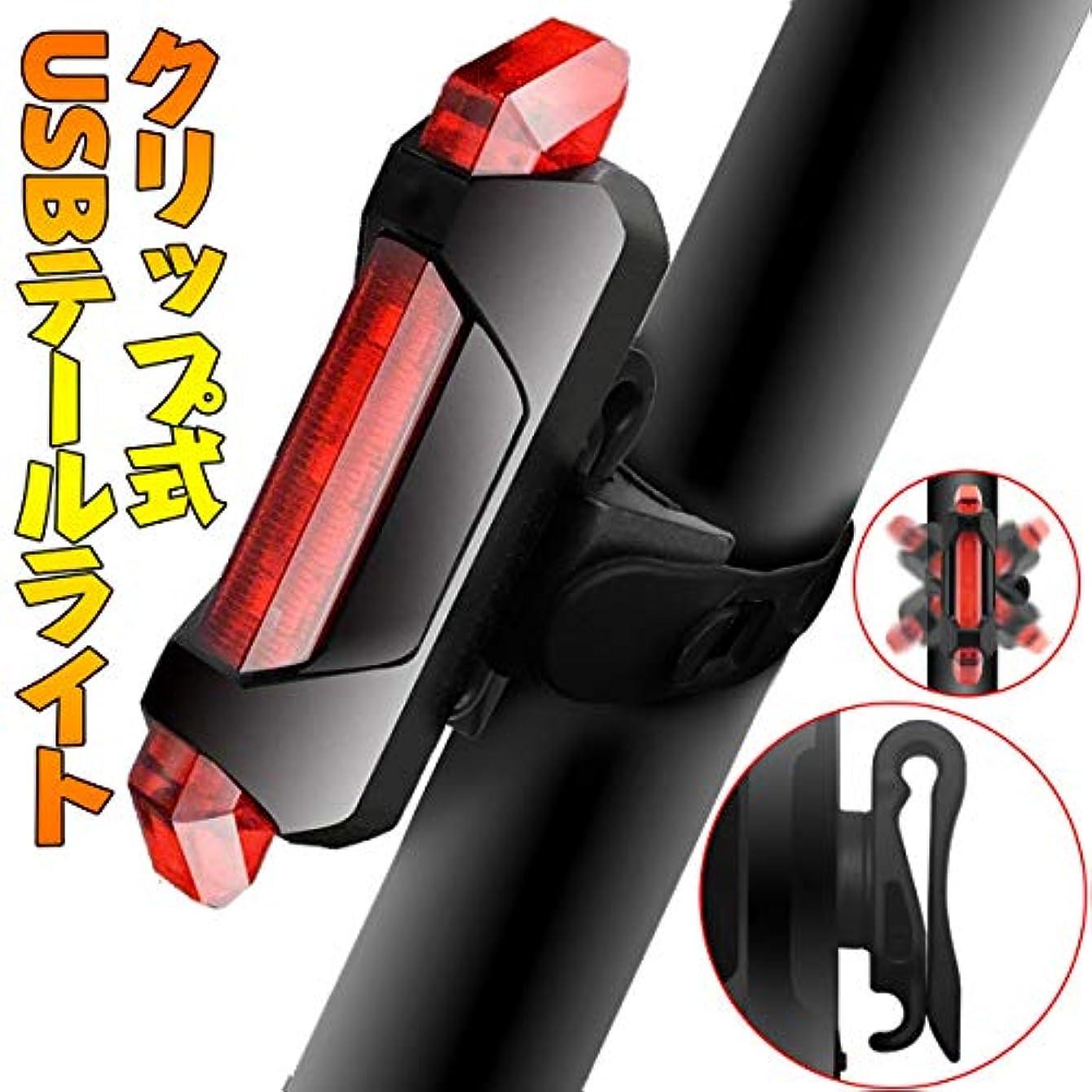 ステンレスストレス服ziyue テールライト アップグレード版093-2 セーフティライト USB充電式 サドルバッグに取付可能 防水 高輝度 夜間走行 ジョギング