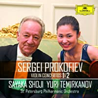 Prokofiev Violin Concertos 1 & 2 by Sayaka Shoji (2014-01-28)