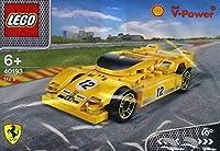 おもちゃ 2014 The New Shell V-power Lego レゴ Collection Ferrari 512 S 40193 Exclusive Sealed [並行輸入品]